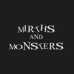 MIRTHS & MONSTERS LOGO TEXT