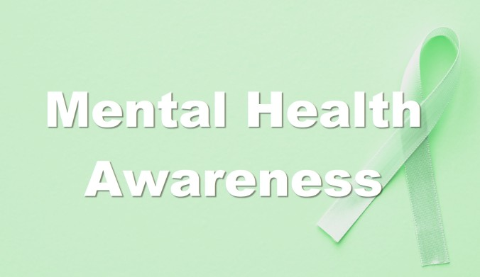 Mental Health Awareness blog